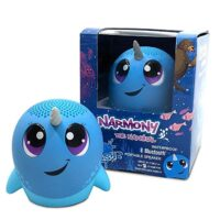 My Audio Pet Splash -Waterproof Bluetooth Portable Speaker Narmony The Narwhal