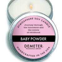 Demeter Fragrance Library Baby Powder Candle