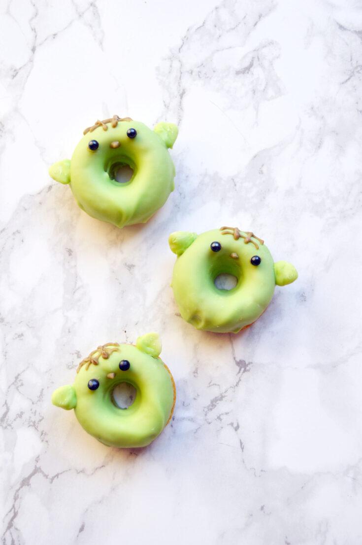 Yoda Mini Donuts