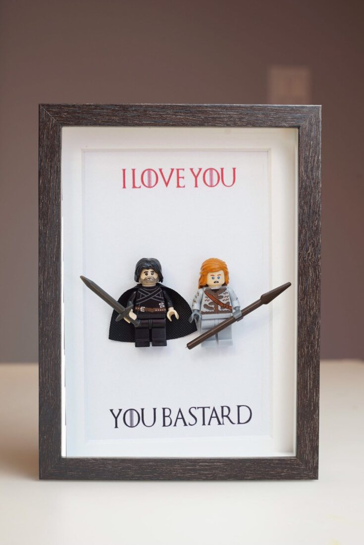 Game of Thrones LEGO Gift