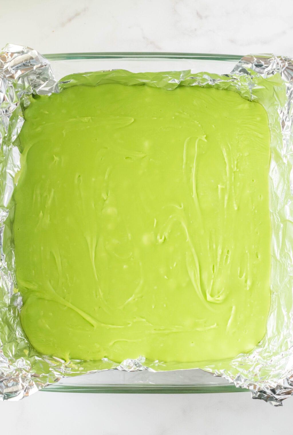 grinch fudge step 5