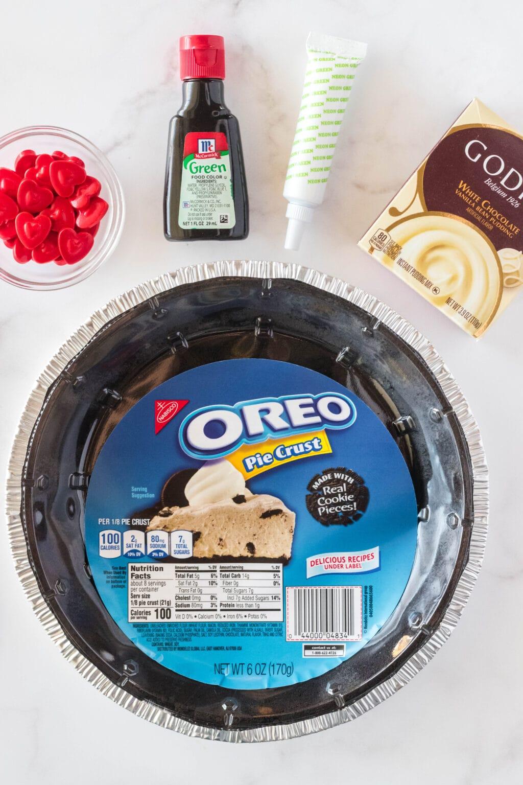 grinch pie ingredients