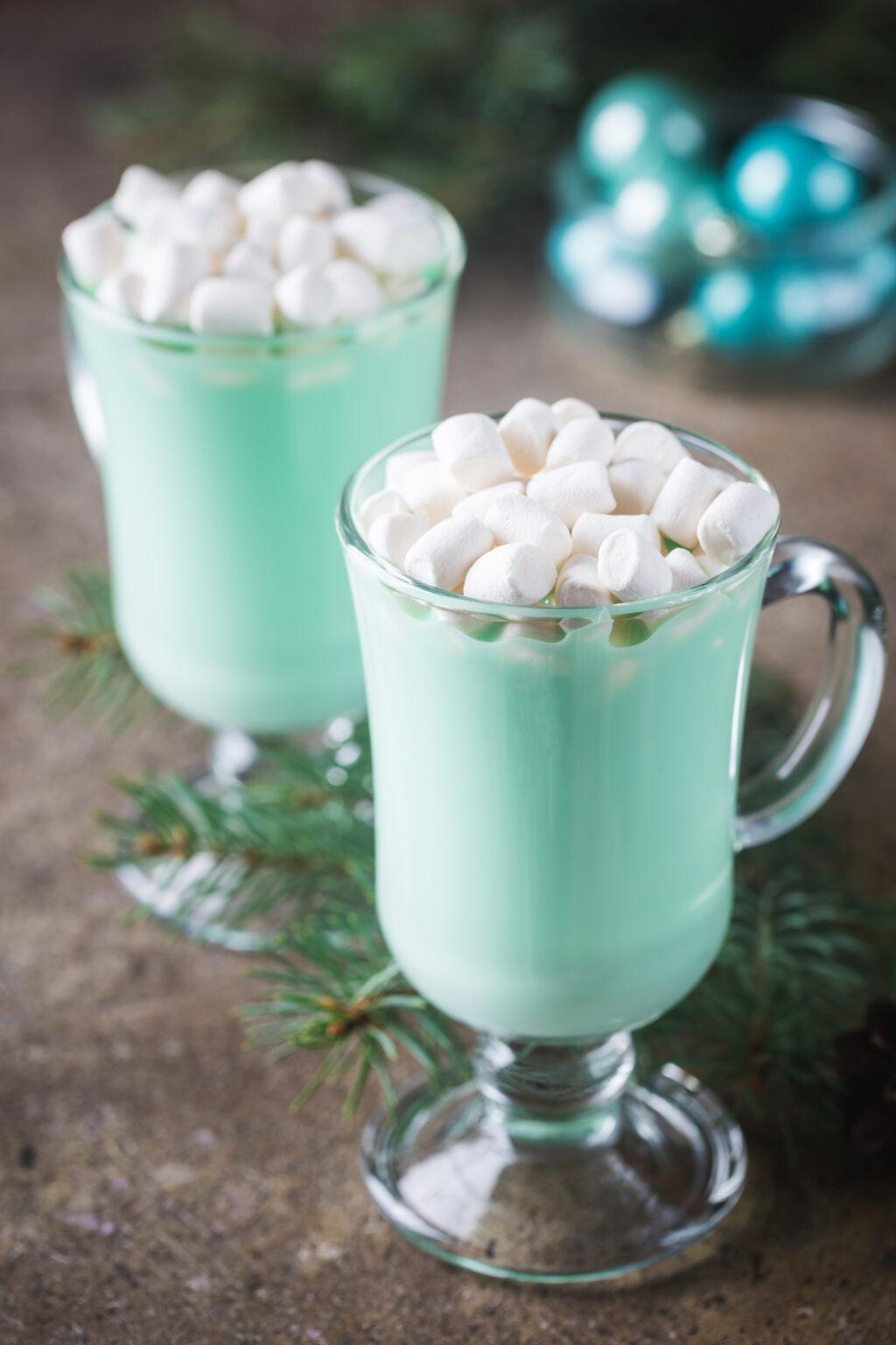 elsa's hot cocoa