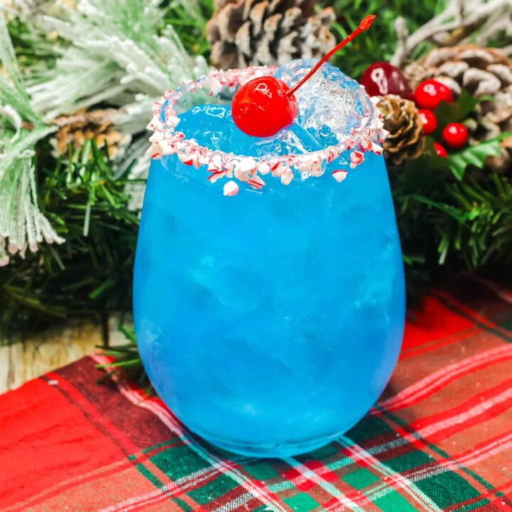 Frosty The Snowman Cocktail