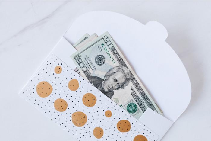 100 envelope challenge