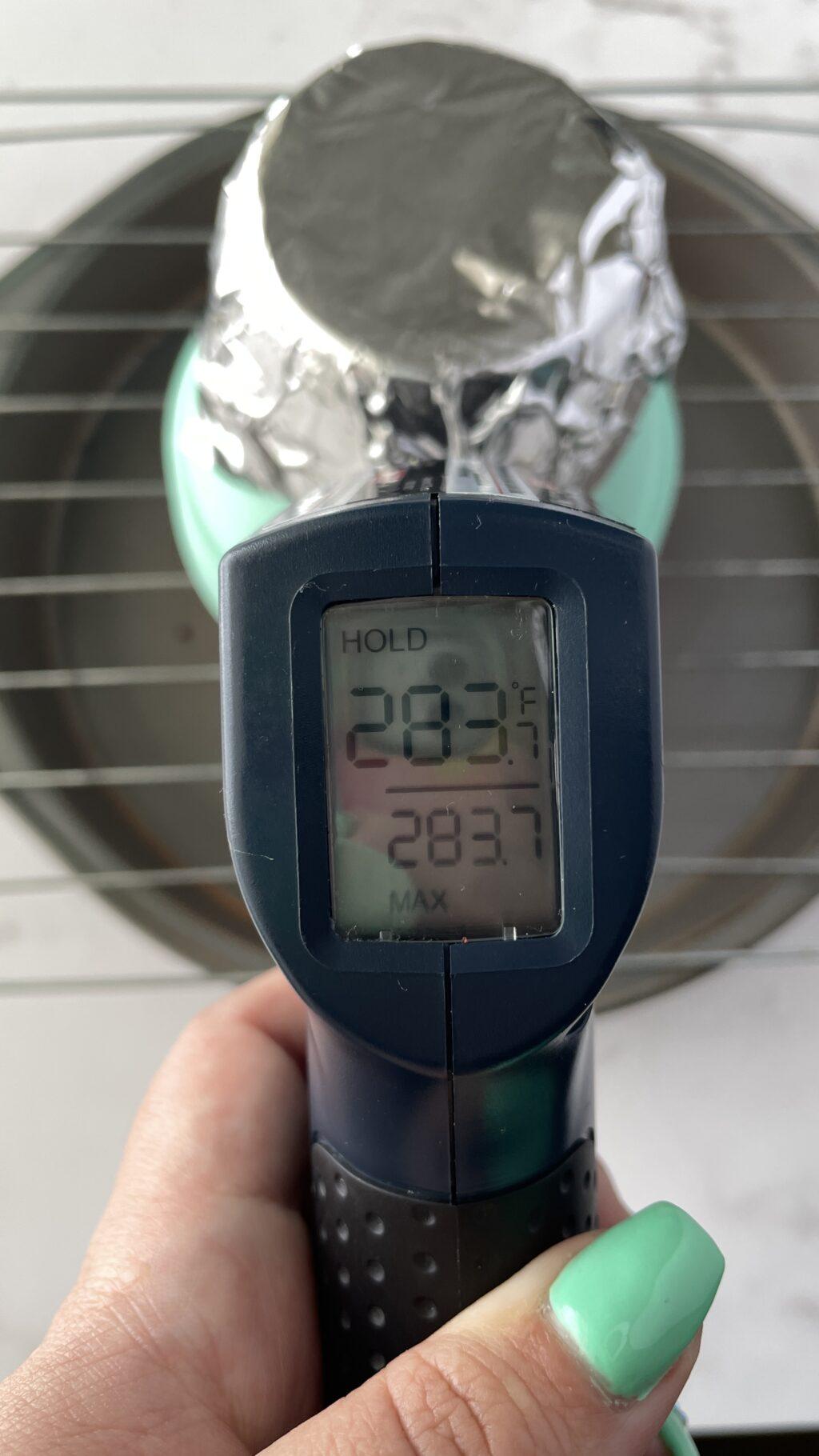 heat from flower pot heater