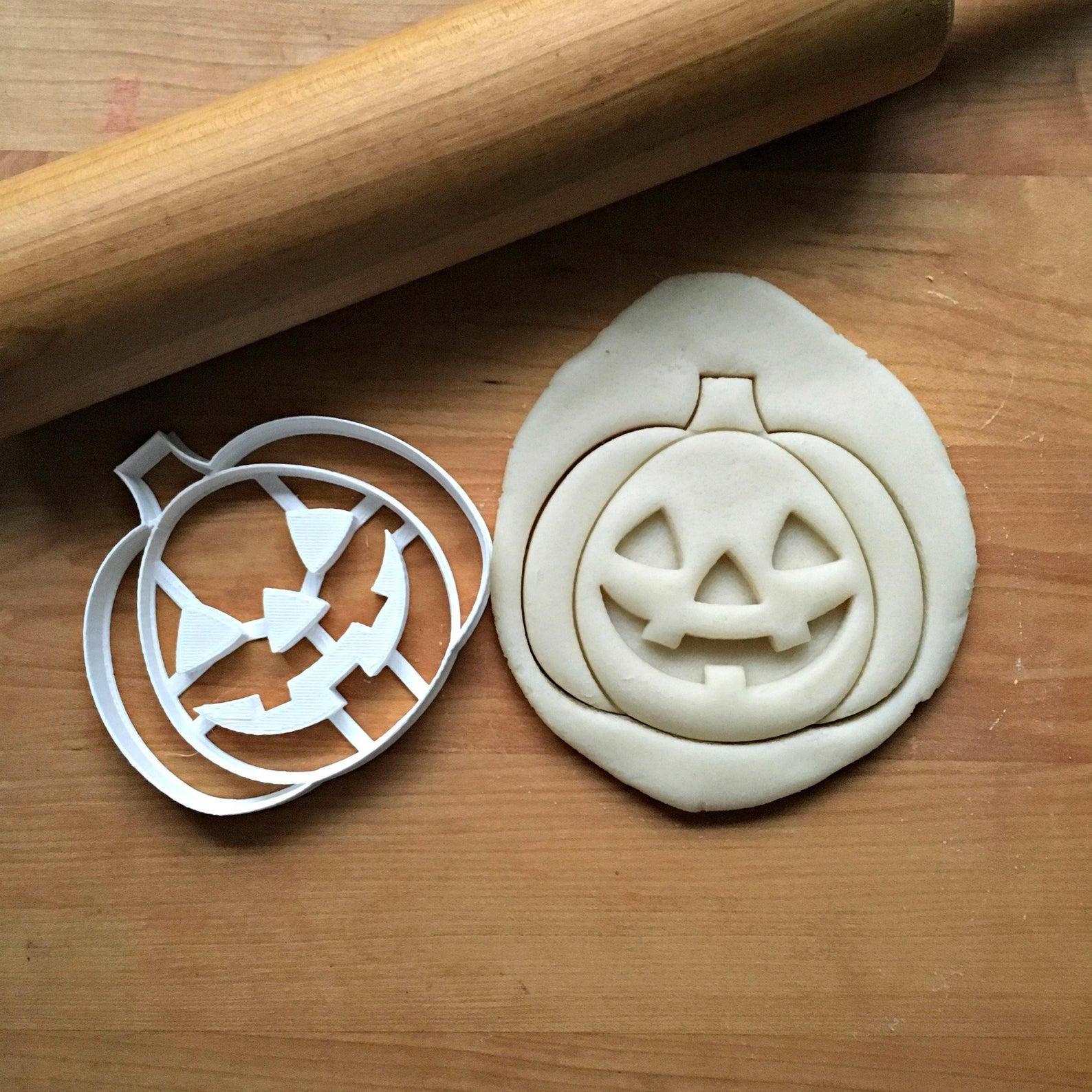 Jack-O-Lantern Cookie Cutter