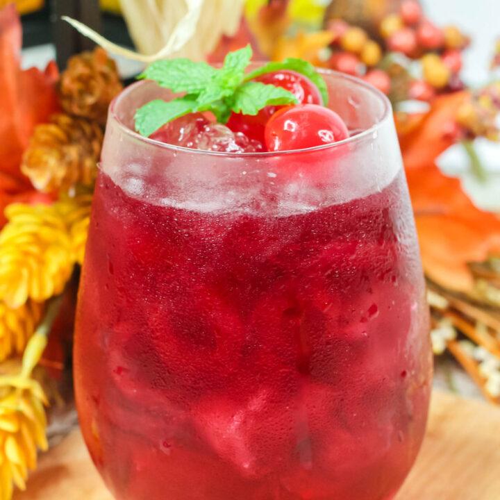 Autumn Harvest Cocktail